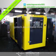 Generador diesel Weifang chino 150kva con precio barato y buena calidad