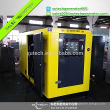 Gerador diesel weifang 150kva chinês com preço barato e boa qualidade