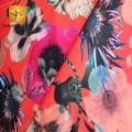 Afrikanisches Digitaldruck-Tauchstrickmaterial aus Polyester