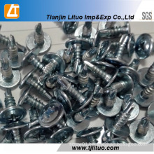 Modified Truss Head Wafer Type Self Drilling/Tapping Screws