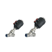 angle seat valves 2J series low start-up pressure