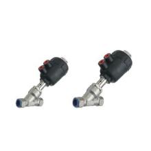 válvulas de assento em ângulo 2J series low start-up pressure