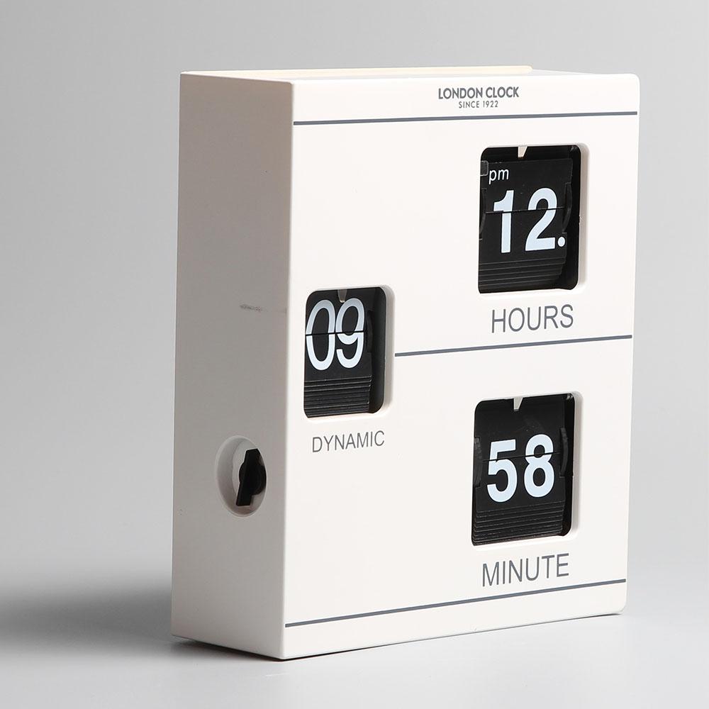 Flip Clock Kikkerland