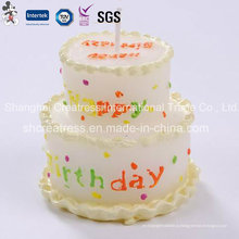 Торт Фантазия воск свечи в форме