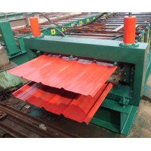 Máquina Formadora de Rolos de Telha de Camada Dupla Novo Estilo