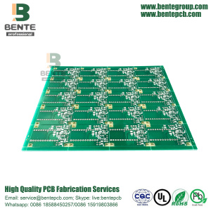 Immersion Sliver 2 Camadas PCB FR4 Tg150 Quickturn PCB