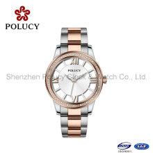 Genf Quartz Watch wasserdicht Schweizer Quarz-Uhren