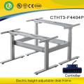 Windsor Back To Back Metal Frame Simple Adjustable Height Tables Electric Smart Commercial Office Desks