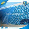 Hochwertiges Tamper evident Open VOID Sicherheitsband, VOID Sicherheit Klebeetiketten