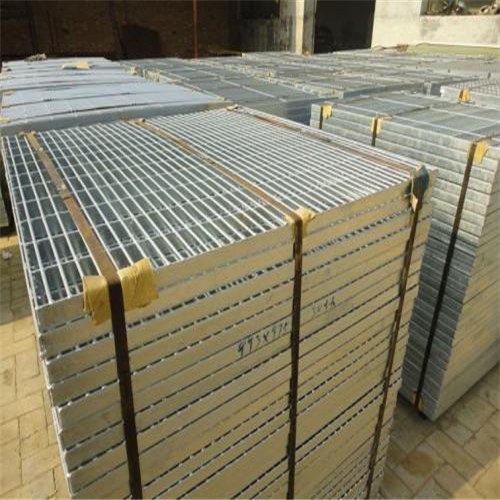 Steel grid Packing