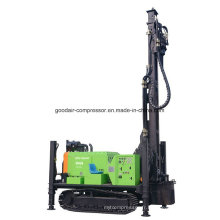 Chaîne de forage DTH de type Walking Hydraulic Walking
