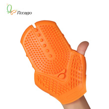 Three Colors Optional Massager Gloves for Body Slimming