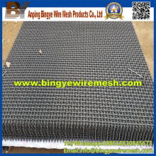 Iron Crimped Wire Mesh 65mn