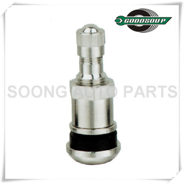 MS525L Tubeless Metal Camp-in Tire Valves for Passenger Cars & Light Trucks