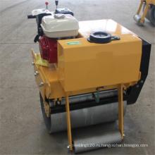 Ручной однобарабанный дорожный каток (LTL-600)