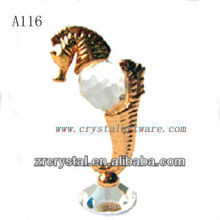Schöne Kristall Tierfigur A116