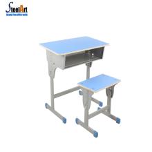 chaise de meubles d'école et bureau bureau simple