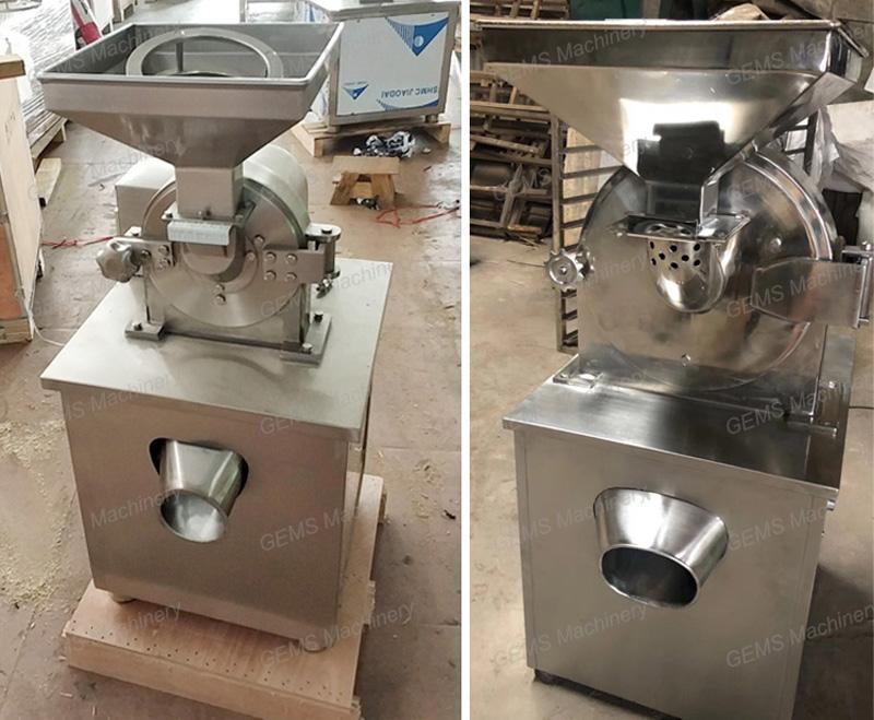 powder flour grinding