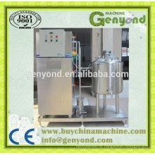 Small Scale Batch Milk Pasteurizing Machine