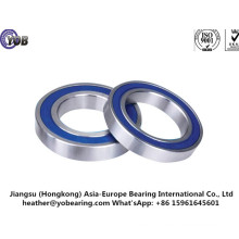 Deep Groove Ball Bearing in Rubber Seal