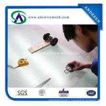 Grillage de l'acier inoxydable 304 316L, maille d'acier inoxydable