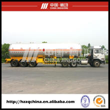 Camion de transport de GPL, Semi remorque pour le transport de gaz de pétrole liquéfié