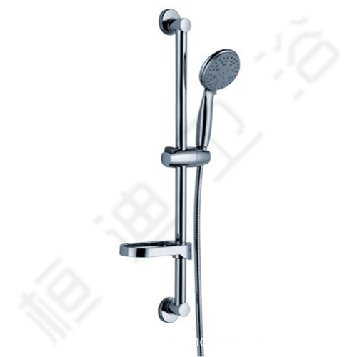 Shower head sliding bar