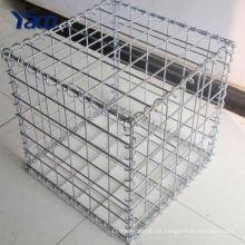 Anping Factory 0.5x0.5x1m caja soldada de Gabion