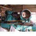 Hydraulische Hitze Fusion Workshop HDPE Rohr Rohr Ellbogen T-Shirt Cross-Tee Fitting Fabricating Multi-Angle Butt Schweißen Maschine Schweißer