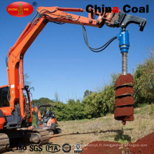Earth Auger Pole Hole Digger
