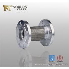 Juntas de expansión de tubería de acero inoxidable (WDS)