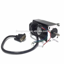Hybrid stepper motor nema24 colsed loop stepper motor with driver