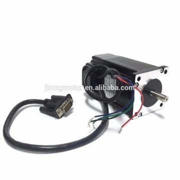 Motor paso a paso híbrido nema24 colsed bucle motor paso a paso con el conductor