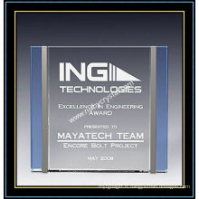 "Plaques / Trilogie Crystal Award 6 ""H (NU-CW724)"