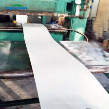 high quality fda rubber conveyor belt white