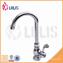 China supplier brass single lever kitchen cold commercial water faucet