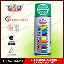 Magic Car Repair Anti Dust Coating Hammer Finish Spray Paint