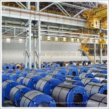 Примененная холоднокатаная неморенная кремниевая сталь со средним числом оборотов