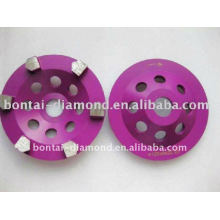 6 kleine Segmente Pfeilschalenräder