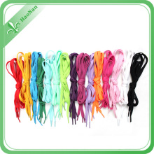 Manufacturing Best Selling and New Style Sport Bulk Flat Shoelace