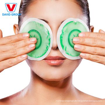 Medizinische Schönheit Non-Woven Gel Patch PEPA Weiche Heiße Kalte Augenauflage