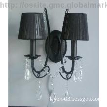 Modern design string shade indoor vertical light wall light