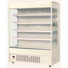 Refrigeradores comerciales de supermercados para frutas y verduras