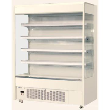 Réfrigérateurs commerciaux de supermarché pour fruits et légumes