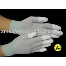 13 Калибровочные нейлона связанный ESD перчатки