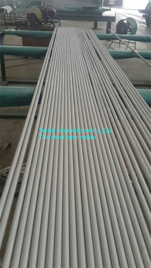 Annealed And Pickled Stainless Steel Tubing