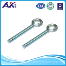 Hard to Find Fastener Zinc Plated Screw Eye Bolt M6*40mm