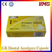 Blue Gk Amalgam Capsules 600mg (spill 2) 43%AG