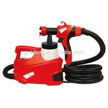 Pulvérisateur à peinture à base de sol 500W HVLP à base de plancher Pistolet à peinture à l'épreuve électrique portable GW8177