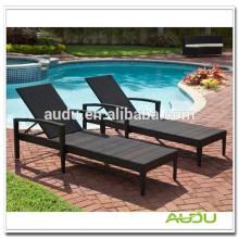 Audu Leisure Rattan Складной пластиковый стул для пляжа